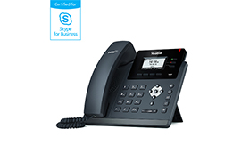 Yealink T40P-Skype for Business Edition