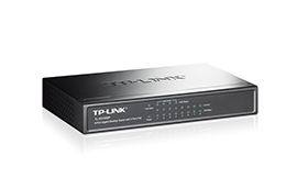 TL-SG1008P Network Switch