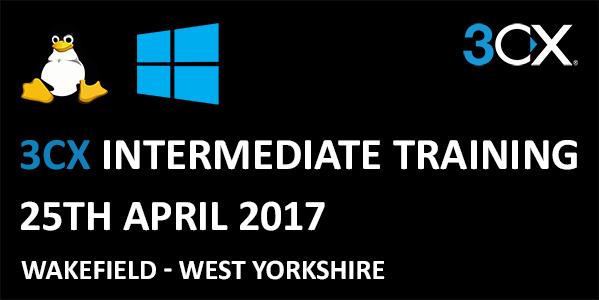 3CX Intermediate Training - Wakefield | Electronic Frontier Ltd