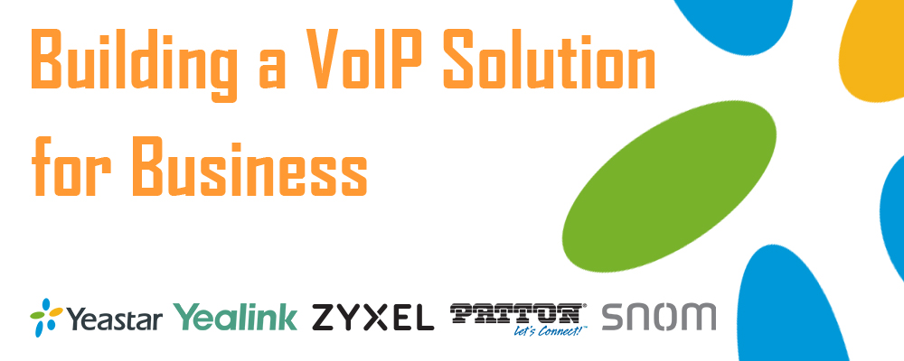 Building a VoIP Solution for Business | Electronic Frontier Ltd