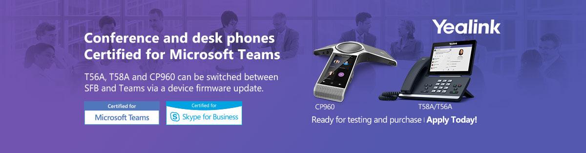 Microsoft Teams & SfB | Electronic Frontier Ltd